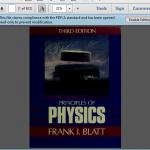 Principles of physics1