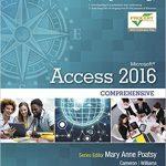 Exploring Microsoft Office Access 2016 Comprehensive Ebook