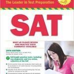 Barron's SAT, 29th Edition: with Bonus Online Tests  Ebook