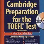 Cambridge Preparation for the TOEFL Test Ebook