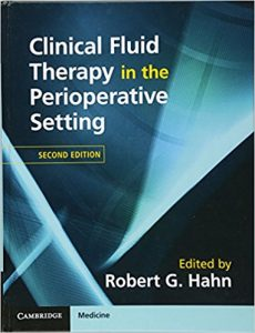 Clinical Fluid Therapy in the Perioperative Setting 2nd Edition Ebook