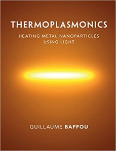 Thermoplasmonics Heating Metal Nanoparticles Using Light Ebook