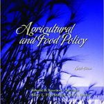 Agricultural and Food Policy 6th Edition Ebook