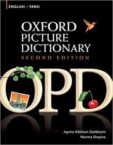 Oxford Picture Dictionary English-Farsi Edition