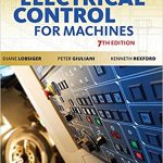 Electrical Control for Machines 7th Edition Ebook