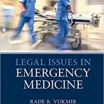 Legal Issues in Emergency Medicine ebook