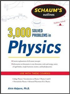 Schaum's 3,000 Solved Problems in Physics (Schaum's Outlines) Ebook