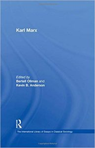 Karl Marx Ebook By Ollman and Anderson